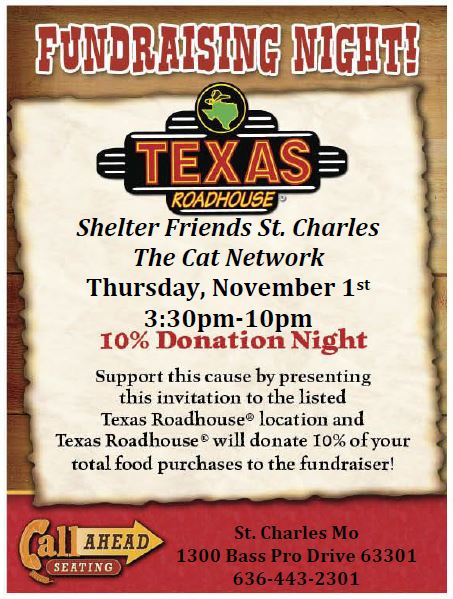 TX Roadhouse 11-1-18